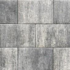 60Plus Soft Comfort grezzo grijs zwart 30x40x6cm