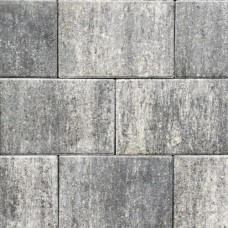 60Plus Soft Comfort grezzo grijs zwart 20x30x6cm