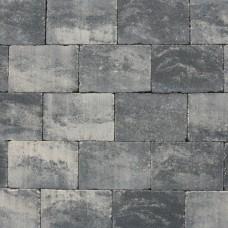 Abbeystones grijs zwart 20x30x5cm