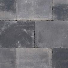 Abbeystones grijs zwart 30x40x6cm