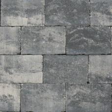 Abbeystones grijs zwart 20x30x6cm