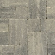Abbeystones grijs zwart wildverband 6cm