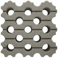 Aquapassage 60x60x16cm grijs