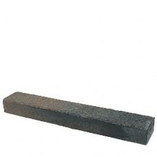 Betonbiels bruin zwart 12x20x120cm