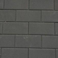 Halve betonklinker antraciet met deklaag 10,5x10,5x8cm