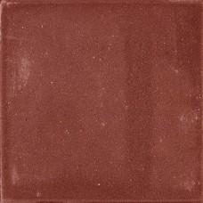 Tuintegel met facet rood 50x50x5cm