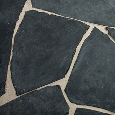 Flagstones karistos black 20-35 mm Excluton