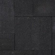 Frizzante romaans wildverband 6cm glossy black aanbieding