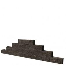 Granibiels nero antraciet 15x15x60cm