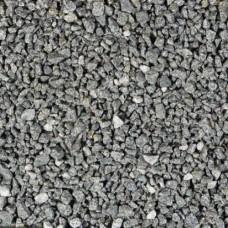 Zak graniet split grijs 2-5mm 25 kg