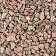 Zak graniet split rood 8-16 mm 25 kg
