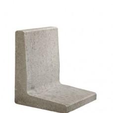 L-element grijs 60x40x34cm Excluton