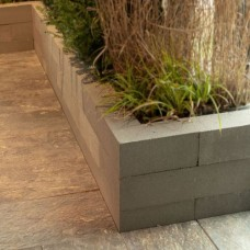 Linia palissade strak gris excellence 12x12x60cm