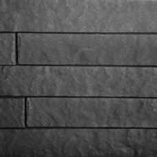 Linia palissade rockface antraciet 10x15x60cm