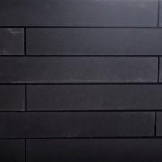 Linia palissade strak nero antraciet 10x15x60cm