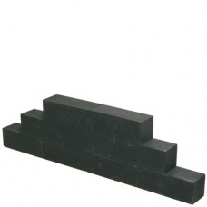 Linia palissade strak nero excellence 15x15x60cm