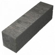 Linia excellence banda grijs zwart 15x15x60cm