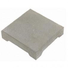 Nokkentegel grijs 30x30x4,5cm Excluton