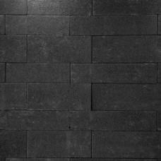 Oprit-steen glossy black banenverband 8cm