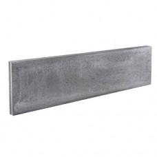 Betonband grijs 6x30x100cm Excluton