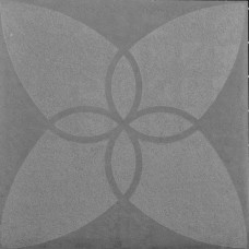 Optimum Decora graphite iris 60x60x4cm
