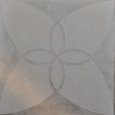 Optimum Decora silver iris 60x60x4cm