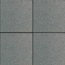 President dark grey gevlamd geborsteld 80x80x3cm