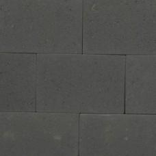 Puras strak nero antraciet 20x30x6cm