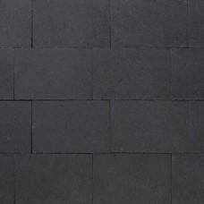 Puras strak nero antraciet 20x30x4cm