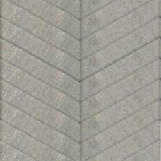 Romano Punto grezzo grijs zwart 40x8x8cm