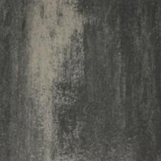 Terrastegel+ zwart grijs 60x60x4cm