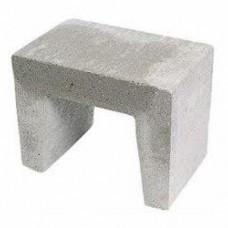 U-element grijs 40x40x50cm Excluton