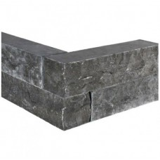 Asian Bluestone hoekelement 50x12x12cm
