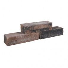 Cottage Walling bruin zwart 40x15x10cm