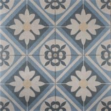 Designo Mosaic Blue 60x60x3cm