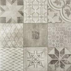 Designo Mosaic Grey 60x60x3cm