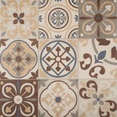 Designo Mosaic Terra 60x60x3cm
