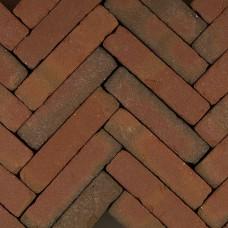 Gebakken waalformaat Art Bricks Fabritius 5x20x6,5cm