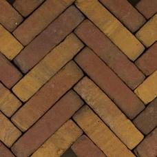 Gebakken waalformaat Art Bricks Ruijsdael 5x20x6,5cm