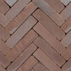 Gebakken waalformaat Hollandse streken Zeeuws 5x20x6cm