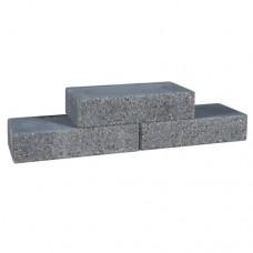 Graniblock antraciet 38x18x9cm