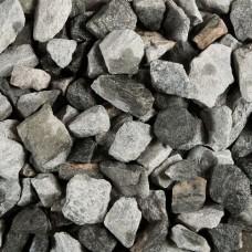 Midibag graniet brokken grijs genuanceerd 40-70 mm 0,5 m3