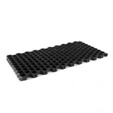 Gravel Fix zwart 39x77x3,2cm