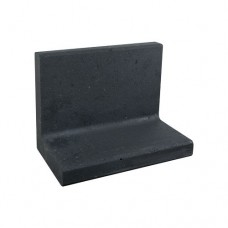 L-element zwart 50x40x60cm Gardenlux