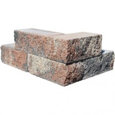 Nature Walling mosselkalk hoek 29x13x11cm