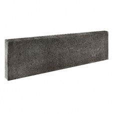 Oud Hollands betonband antraciet 5x50x100xcm