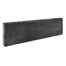 Oud Hollands betonband carbon 7x30x100cm