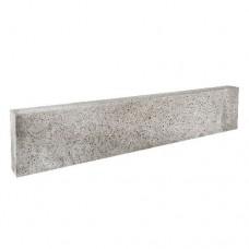 Oud Hollands betonband grijs 7x20x100cm