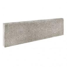 Oud Hollands betonband grijs 7x30x100cm