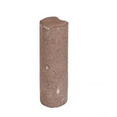 Palissaden bruin Ø8x25cm